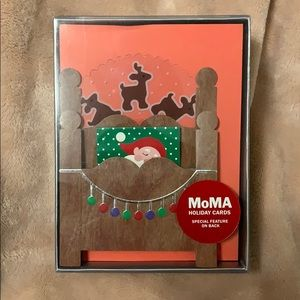 Other - MoMa 3D pop-up Christmas cards